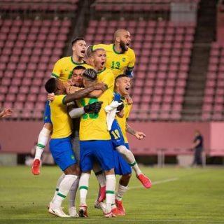 Timnas Brasil U-23.(foto:ist)